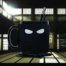 Novelty Ninja Mug Coffee Tea Cup - KungFu Great Unusual Gift UK SELLER