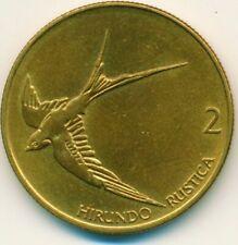 COIN / SLOVENIA / 2 TOLARJA 1995 UNC       #WT14003