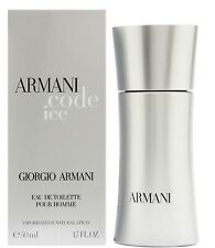 Armani Code Ice Pour Homme 50ml EDT Spray Authentic Perfume Men COD PayPal