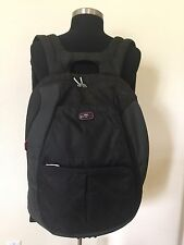 TUMI T-Tech Flow Computer Backpack 5105D- Black/Gray/Red