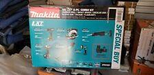 Makita 18V 6-pc. combo Kit XT615X1