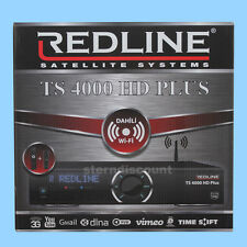 red-line TS 4000 HD Plus IPTV CA LECTOR DE TARJETAS JACK OF ALL TRADES TV IP CS