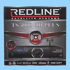 Red-line TS 4000 HD PLus IPTV CA Kartenleser ALLESKÖNNER IPTV CS SAT-Receiver