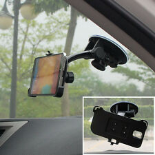 Windscreen Car Mount Holder Rotating Suction Dock For Samsung Galaxy Note3 N9000