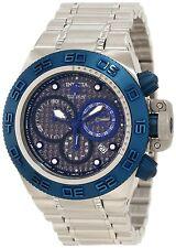 Invicta 10153 Subaqua Noma IV Chronograph Black Carbon Fiber Dial SS Men's Watch