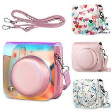 For Fujifilm Instax Mini 8 / 8+/ Mini 9 Instant Camera Case Portable Bag w Strap