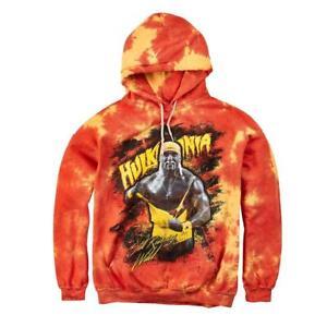 "Official WWE Authentic Hulk Hogan ""Still Running Wild"" Pullover Hoodie"
