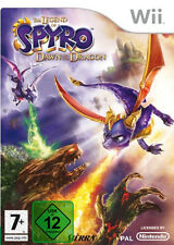 Nintendo Wii Spiel The Legend of Spyro: Dawn of the Dragon NEU&OVP
