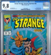 PRIMO:  DOCTOR STRANGE #50 NM/MT 9.8 CGC Sorcerer Supreme 1993 Dr Marvel comics