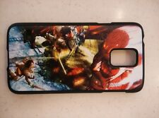 USA Seller Samsung Galaxy S5 SV Anime Phone case Cover Cool Attack on Titan