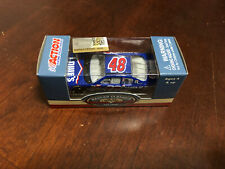 2001 Jimmie Johnson Pre-Rookie Lowes Power Pride 1st Start 1:64 car 2019 Classic
