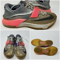 Nike Kd 7 All Star Gray Athletic Basketball Tennis Shoes Sneaker Men Size 11.5