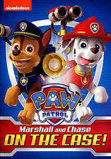 PAW Patrol: Marshall and Chase on the Case (DVD, 2015)