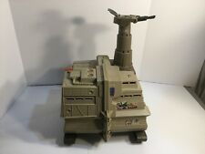 WHEELED WARRIORS BATTLE BASE Vintage Mattel Fortress Playset  1985