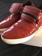 Supra Footwear Cuban Red Patent