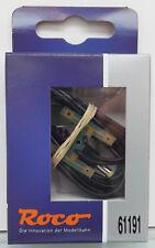 Roco 61191 H0 geoLine Stromeinspeisungselement für Analogbetrieb DC NEU in OVP