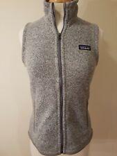 Patagonia Womens Small Better Sweater Vest.  Stonewash Grey.