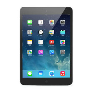 Apple iPad Mini 16 32 64GB Wi-Fi & Cellular 7.9 in Tablet Black or White Various