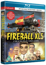 Fireball XL5: A Day in the Life of a Space General Blu-Ray (2009) Gerry