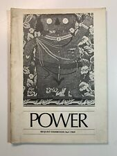 Sydney Power House Gallery - POWER Bequest Exhibition No 1 1969