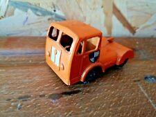 camion miniature truck SEDDON DIESEL orange en métal TOY's collection routier