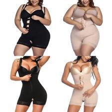 Fajas Colombianas Reductoras Levanta Cola Women Body Shaper Post Surgery Girdle