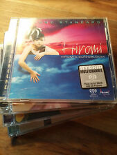 Hiromi s Sonicbloom Time Control Uehara  SACD Super Audio CD DSD Stanley Clark