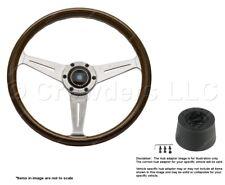 Nardi Classic 360mm Steering Wheel + Hub for Jeep 5061.36.3090 + .8603
