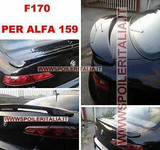 BECQUET/ AILERON SPOILER  ALFA 159  AVEC APPRET     F170P SI170-5-FR2