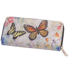 Designer Wallet Butterflies, Multi