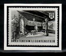 Photo Essay, Liechtenstein Sc721 Architecture, Gutenberg Castle, Great Hall.