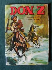 DON Z N° 29 - trimestriel - JEUNESSE et VACANCES - AVRIL 1975 - 128 pages