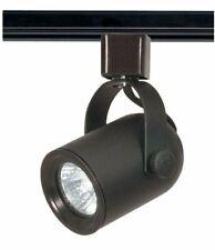 NEW Satco Nuvo Lighting TH316 Black MR16 Round Back GU10 Track Head ( 120V 50W )