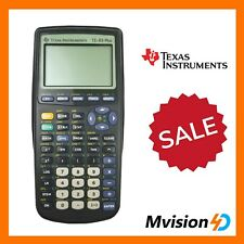 Texas Instruments Ti-83 Plus Graphing Calculator with Book , Cd Software & Cover