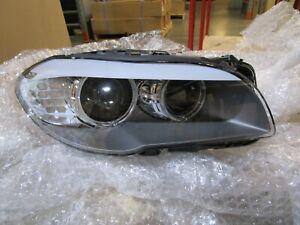 Right BI-Xenon Headlamp BMW 5 Series  F10 F11 New Genuine Part 63117271910