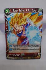Dragon Ball Super Card Battle Super Saiyan 3 Son Goku P-003 PR