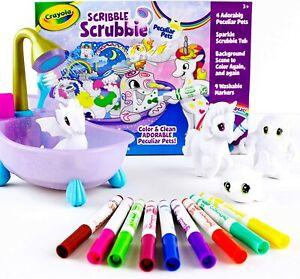 Crayola Scribble Scrubbie, Peculiar Pets