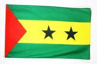 2x3 Sao Tome and Principe Flag 2'x3' House Banner Grommets