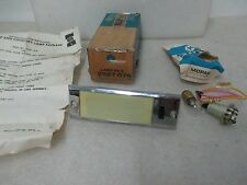 Mopar NOS 1965-66 Dodge Polara, Monaco, Access Map & Courtesy Lamp PKG 2587076