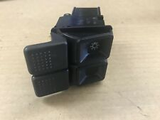 87-93 Ford Mustang LX Only Headlight Switch Dash Bezel Light Control Factory OEM