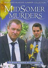 Midsomer Murders : Summer Collection / De beste zomerse afleveringen (4 DVD)