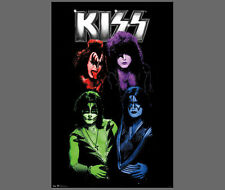 KISS MONSTER (2012) Vintage Original Poster - GENE SIMMONS, Paul Stanley, Thayer