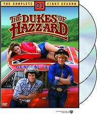 The Dukes of Hazzard The Complete First Season 1 DVD BRAND NEW SEALED