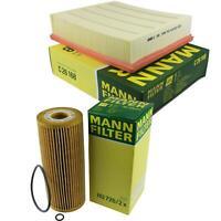 MANN-Filter Set Ölfilter Luftfilter Inspektionspaket MOL-9694056