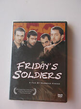 Friday's Soldiers (DVD, 2005) by Massoud Kimiaie New