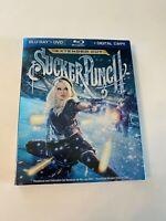 Sucker Punch w/ Slipcover (Bluray/DVD, 2011) [BUY 2 GET 1]