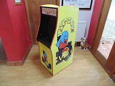 UNIQUE PAC MAN MINI ARCADE MACHINE 6344 GAMES BEAUTIFUL CONDITION MAME ULTIMATE