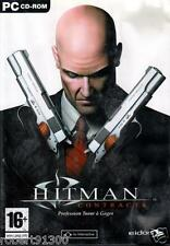 JEU PC CD ROM../...HITMAN : CONTRACTS..../...