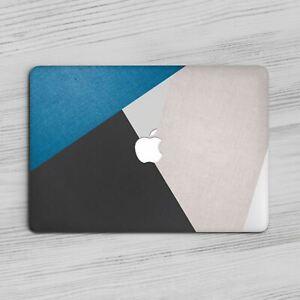 Geometry Fabric Pattern Hard Case For Macbook 16 Pro Retina Air 11 12 13 15 2019