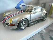 Porsche 911 carrera 2.8 rsr gris outlaw rothsport racing 1974 solido nuevo 1:18